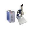 Separable Hand-hold Fiber Laser Marking Machine