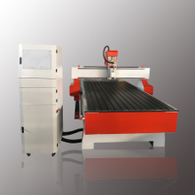 Woodworking CNC Router with Vaccum Table and Rotary Device