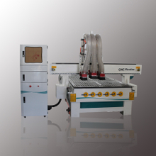 Multi Spindles Woodworking CNC Router