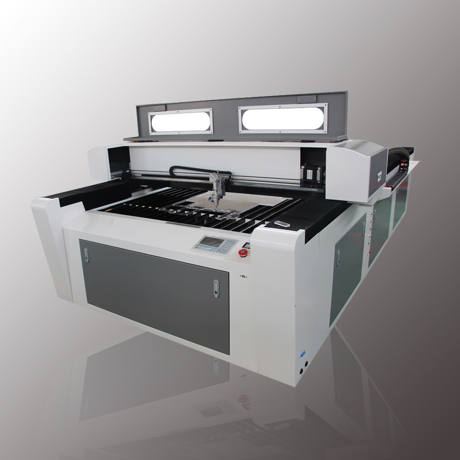 Metal and Non Metal CO2 Laser Machine