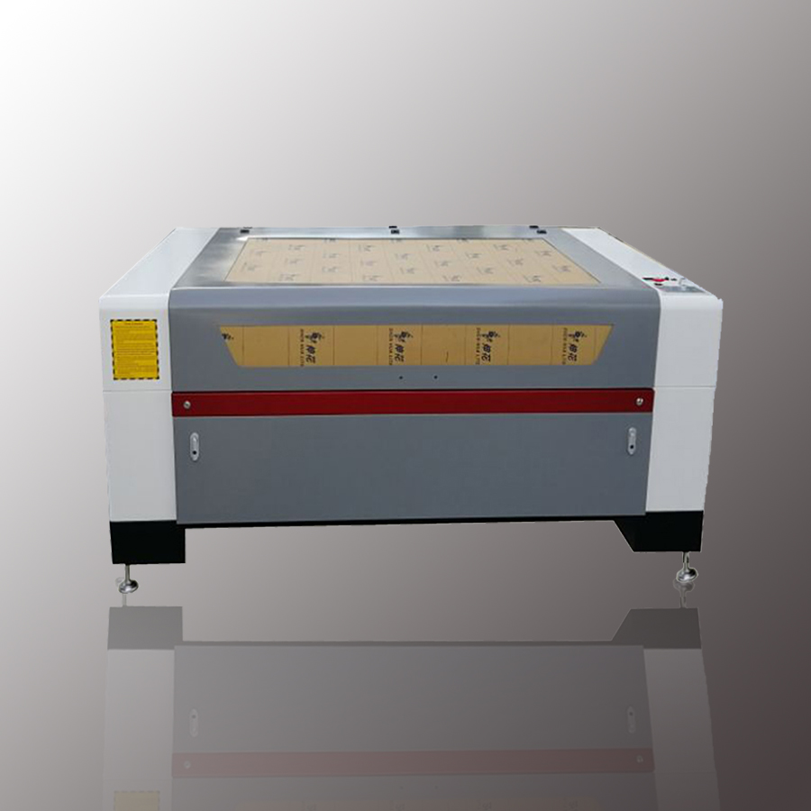 Metal and Non Metal CO2 Laser Cutting Machine 1390