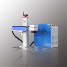 Split Machineable Fiber Laser Marking