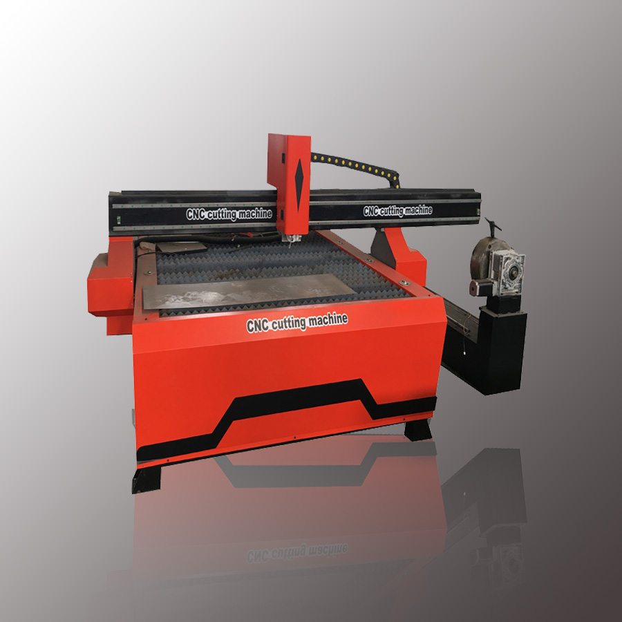 Plasma Cutting Machine for Metal Pipe and Plate